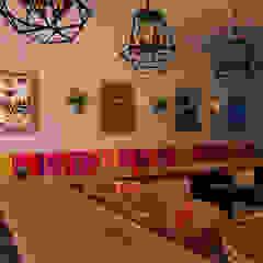 Colonial style gastronomy by Citlali Villarreal Interiorismo & Diseño Colonial