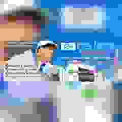 Locais de eventos asiáticos por ÇELİKCE Mimarlık Mühendislik Ltd. Şti. Asiático