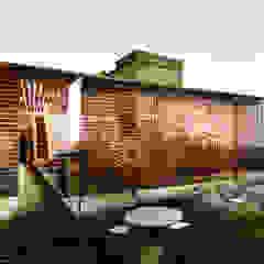 CONCURSO ART PRISION Bares e clubes modernos por Franthesco Spautz Arquitetura Moderno