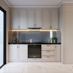 Classic style kitchen by ICON INTERIOR Classic