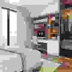 nội thất căn hộ hiện đại CEEB Modern style bedroom