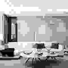 nội thất căn hộ hiện đại CEEB Вітальня