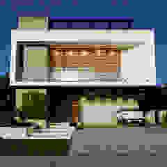 by Gelker Ribeiro Arquitetura | Arquiteto Rio de Janeiro Modern Concrete