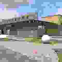 من Arquitectura & Diseño بحر أبيض متوسط خشب Wood effect
