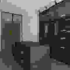 Maisonette Moderne kleedkamers van Studio Mariska Jagt Modern