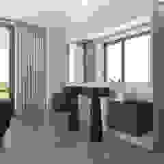 Maisonette Moderne badkamers van Studio Mariska Jagt Modern