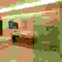 Residência E & A Banheiros rústicos por Delmondes Arquitetura e Interiores Rústico