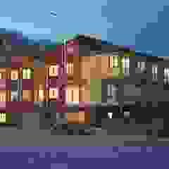 10-unit multifamily building architecture design Redwood City, CA by S3DA Design Classic