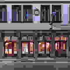 Bürgerberatung Frankfurt Moderne Veranstaltungsorte von DITTEL ARCHITEKTEN GMBH Modern