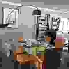 Ruang Makan Modern Oleh Kaa Interior | Arquitectura de Interior | Santiago Modern