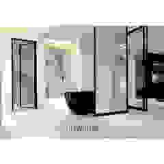 WITHJIS(위드지스) Modern bathroom Aluminium/Zinc Black
