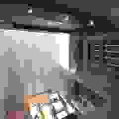 Diseño de casa habitación de casa de 165 m2 en Uruapan de G+G ARQUITECTOS Minimalista Concreto