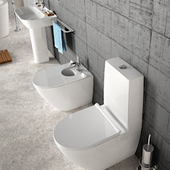 Melissa vilar BathroomToilets