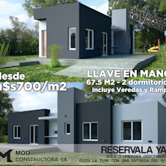 by MOD CONSTRUCTORA SA Modern