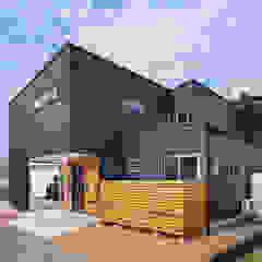 by 一級建築士事務所 ima建築設計室 Eclectic Iron/Steel