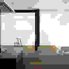 057鎌倉Mさんの家 モダンデザインの テラス の atelier137 ARCHITECTURAL DESIGN OFFICE モダン ガラス