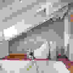 Eversivo Minimalist bedroom Stone White