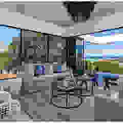 Joseph Avnon Interiors Livings de estilo clásico