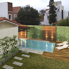 van laura zilinski arquitecta Modern