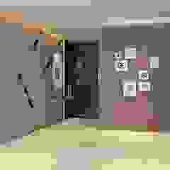 Pavilion Hilltop Mont Kiara Modern corridor, hallway & stairs by Norm designhaus Modern