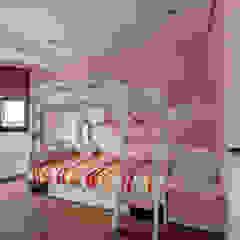 Asian style nursery/kids room by 邑舍室內裝修設計工程有限公司 Asian