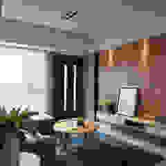Modern living room by 珍品空間設計 | JP SPACE DESIGN STUDIO Modern