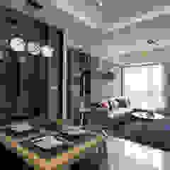 Modern dining room by 珍品空間設計 | JP SPACE DESIGN STUDIO Modern