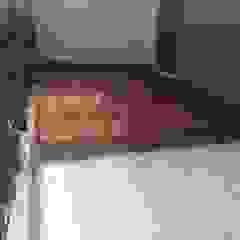 por Manintex Pisos Rústico Madeira Efeito de madeira