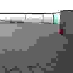 de Manintex Pisos Moderno Compuestos de madera y plástico