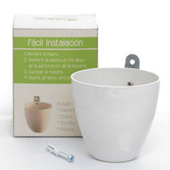Matera Mini (8cm) Colgante de Viridis Productos Eco Amigables Minimalista