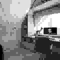 توسط Студия Aрхитектуры и Дизайна 'Aleksey Marinin' صنعتی آجر