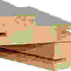 Aros por Grupo Corpe® Moderno Madeira Acabamento em madeira