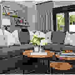 TV Rooms by Joseph Avnon Interiors Classic