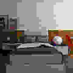 PROYECTO ARREDONDO Dormitorios de estilo moderno de NF Diseño de Interiores Moderno