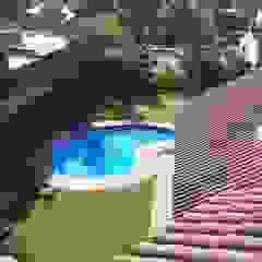 Casa ECM de Luis Barberis Arquitectos Rústico