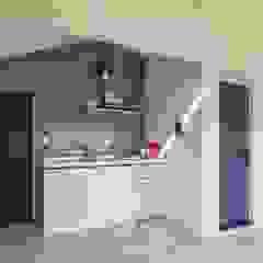 interior by INARK 포항 청하면 펜션 올 리모델링 대구 협소주택, 상가주택 인아크 건축 설계 인테리어 디자인 by inark [인아크 건축 설계 디자인] 미니멀