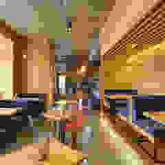 Бары и клубы в стиле минимализм от YUDIN Design Минимализм