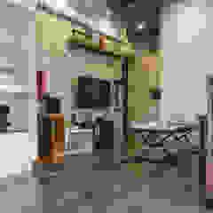 Industrial walls & floors by 富亞室內裝修設計工程有限公司 Industrial Reinforced concrete
