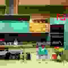 Kitchen interior RAK Interiors KitchenStorage Plywood
