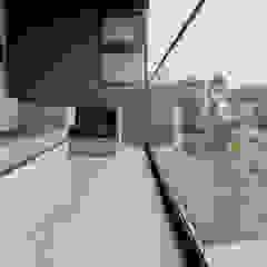 Casa del Palomar de TocoMadera Moderno