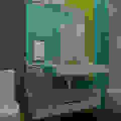 Baños de estilo moderno de Perfection A&D Moderno