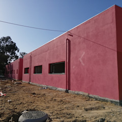 Puertas y ventanas industriales de SAM'S - Soluções em alumínio e PVC Industrial