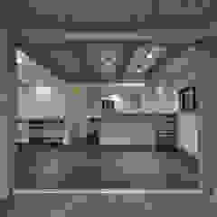 por Echizen Ryouta Design Laboratory Asiático Bambu Verde