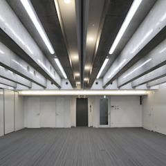 東邦電気工事ビル の 西島正樹/プライム一級建築士事務所 モダン