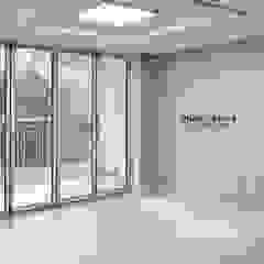 용인시 기흥구 한보라 마을 9단지 24평 아파트 인테리어 모던스타일 욕실 by 블랑브러쉬 모던