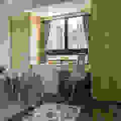 van 富亞室內裝修設計工程有限公司 Eclectisch Massief hout Bont