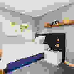 Casa Vilarinha (Porto) - SHI Studio Interior Design por SHI Studio, Sheila Moura Azevedo Interior Design Moderno