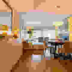 Moradia em Miramar - SHI Studio Interior Design Salas de estar modernas por SHI Studio, Sheila Moura Azevedo Interior Design Moderno