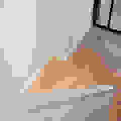 Verbouwing villa Moderne gangen, hallen & trappenhuizen van Bob Romijnders Architectuur & Interieur Modern