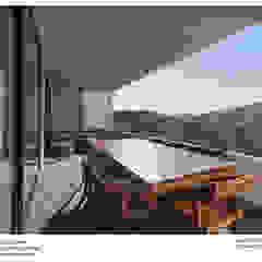 Residencia Chapultepec - Cañadas de René Flores Photography Moderno